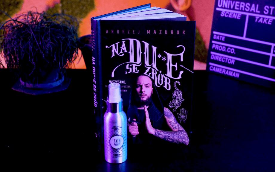 Nowa książka Andrzej Mazuruk